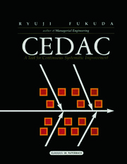 Cedac: A Tool for Continuous Systematic Improvement