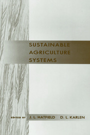 Sustainable Agriculture Systems