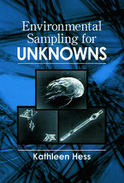 Environmental Sampling for Unknowns - 1st Edition book cover