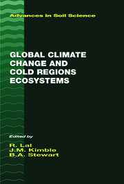 Global Climate Change and Cold Regions Ecosystems