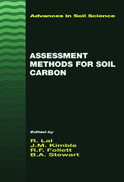 Assessment Methods for Soil Carbon