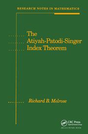 The Atiyah-Patodi-Singer Index Theorem