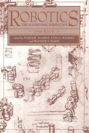 Robotics: The Algorithmic Perspective: WAFR 1998