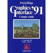 Graphics Interface 1991