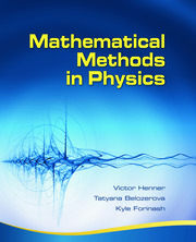 Mathematical Methods in Physics: Partial Differential Equations, Fourier Series, and Special Functions