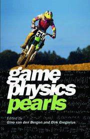 Featured Title - Game Physics Pearls - 1st Edition book cover
