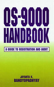 QS-9000 Handbook: A Guide to Registration and Audit