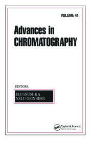 Advances In Chromatography: Volume 44