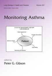 Monitoring Asthma