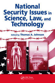 National Security Issues in Science, Law, and Technology