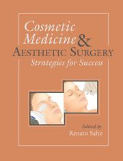 Cosmetic Medicine and Aesthetic Surgery - 1st Edition book cover