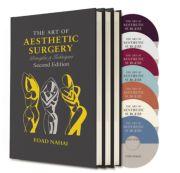 The Art of Aesthetic Surgery: Principles & Tech 3vs, 2e - 1st Edition book cover