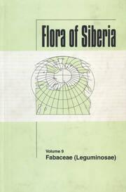 Flora of Siberia, Vol. 9: Fabaceae (Leguminosae)