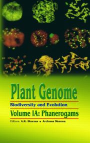 Plant Genome: Biodiversity and Evolution, Vol. 1, Part A: Phanerogams