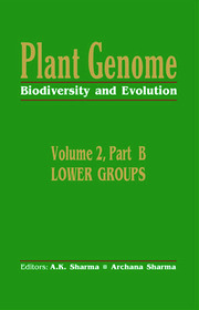 Plant Genome: Biodiversity and EvolutionVol. 2, Part B: Lower Groups