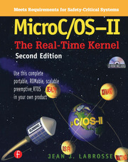 MicroC/OS-II: The Real Time Kernel