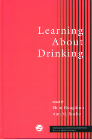 Learning About Drinking