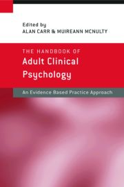 HBK ADULT CLINICAL PSYCHOLOGY - 1st Edition book cover