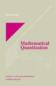 Mathematical Quantization