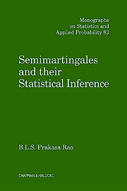 Semimartingales and their Statistical Inference
