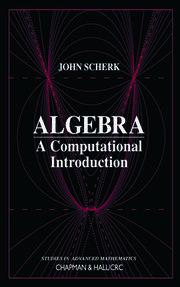 Algebra: A Computational Introduction