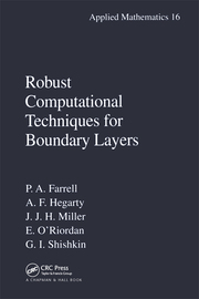 Robust Computational Techniques for Boundary Layers