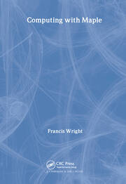 Computing with Maple
