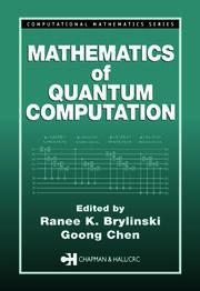 Mathematics of Quantum Computation