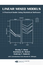 Linear Mixed Models A Practical Guide Using Statisti - 1st Edition book cover