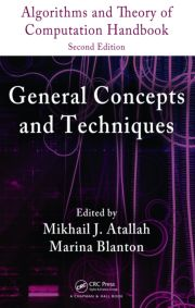 Algorithms and Theory of Computation Handbook, Second Edition, Volume 1: General Concepts and Techniques