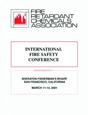 International Fire Safety Conference