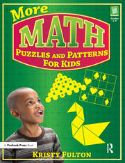 More Math Puzzles and Patterns For Kids