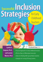 Successful Inclusion Straregies for Early Childhood Teachers
