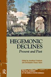 Hegemonic Decline: Present and Past