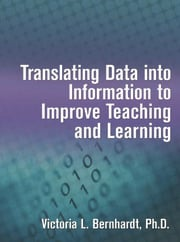 Trans Data into Info to Improv Lear - 1st Edition book cover