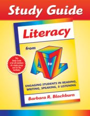 Study Guide: Literacy from A to Z