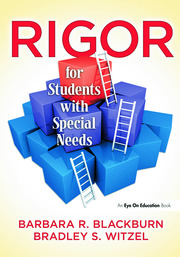 Rigor for Students with Special Needs - 1st Edition book cover