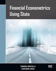 Financial Econometrics Using Stata