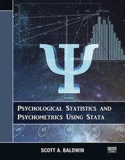 Psychological Statistics and Psychometrics Using Stata