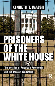 Prisoners of the White House - 1st Edition book cover