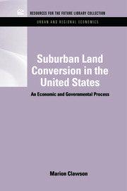 RFF Urban and Regional Economics Set