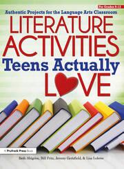 Literature Activities Teens Actually Love