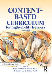 Content–Based Curriculum for high-ability learners