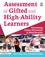 Assessment of Gifted and High-Ability Learners