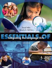 Essentials of Integrating the Language Arts