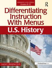 Differentiating Instruction With Menus Advanced-Level Menus Grades 9-12