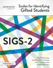 Scales for Identifying Gifted Students SIGS-2