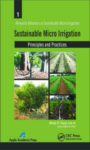 Sustainable Micro Irrigation: Principles and Practices
