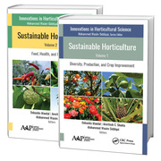 Sustainable Horticulture, 2 Volume Set