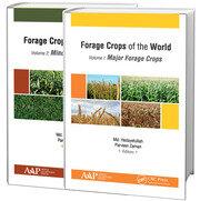 Forage Crops of the World, 2-volume set: Volume I: Major Forage Crops; Volume II: Minor Forage Crops